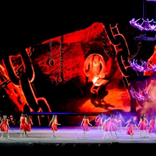 """""""Sueños de libertad"""" al Teatro del Bicentenario"""